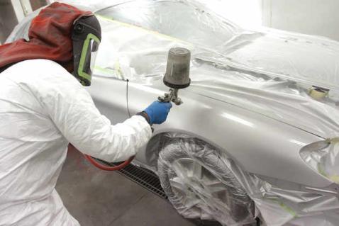 precise auto paint repair serving metro detroit area. Black Bedroom Furniture Sets. Home Design Ideas